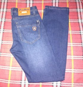 Новые джинсы