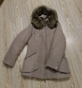 Куртка женская. Зима. Осень. 48 размер.