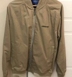 Куртка легкая Адидас
