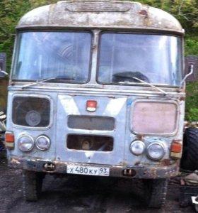 Автобус ПАЗ Полноприводный