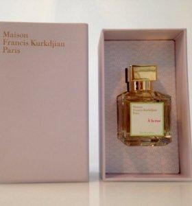 Maison Francis kurkdjian a la rose