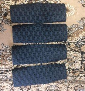 резиновые коврики для ниссан х трейл