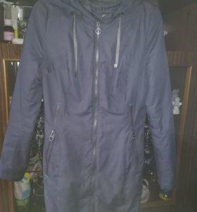 Пальто. 44 размер.