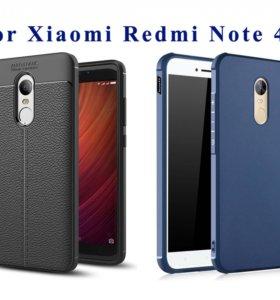 Чехол-бампер на Xiaomi Redmi Note 4X