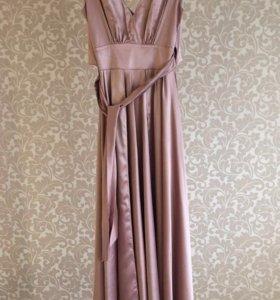 Платье вечернее бу