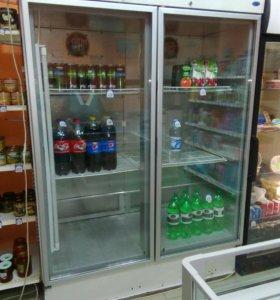Торг Холодильник двухстворчатый