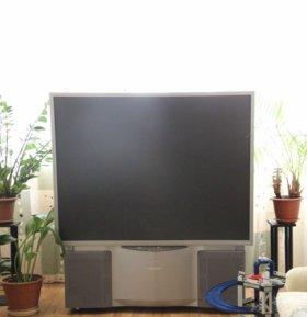 Продам проекционный телевизор Тошиба