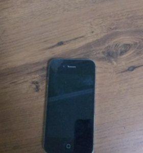Айфон 4s заблокированый