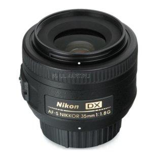 Nikkor 35mm 1.8 af dx nikon
