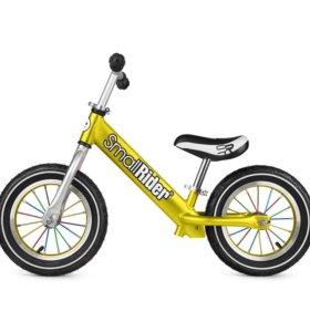Беговел с надувными колёсами Small Rider