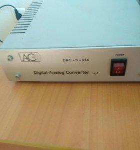 ЦАП Levz DAC S-014