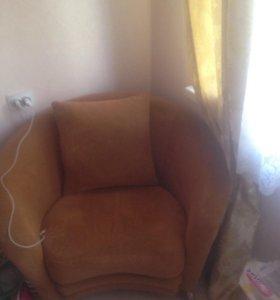 Кресла в хорошем состоянии