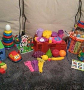 Игрушки- развивашки
