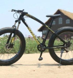 Велосипед Фэтбайк