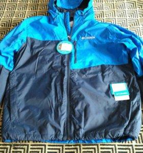 Куртка мужская, защита от влаги, Columbia