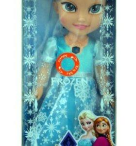 Кукла Frozen с музыкой