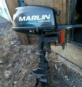 Лодочный мотор MARLIN