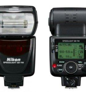 Фотовспышка для Nikon
