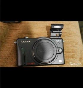 Panasonic Lumix DMC-GF2 H-H014AE H-FS45150