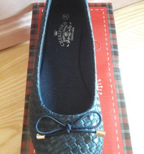 Новые туфли в школу