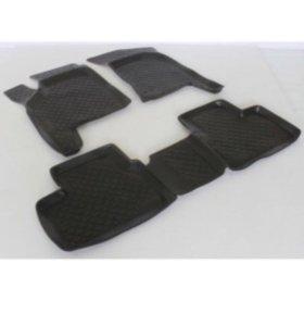 Автомобильные коврики Приора-2112