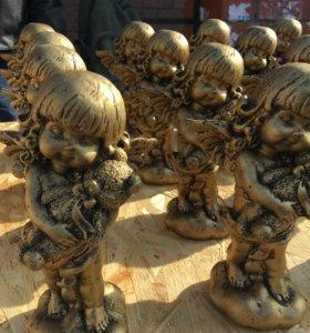Продам фигурки ангелочки
