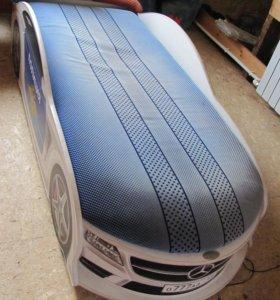 Кровать-автомобиль Мерседес