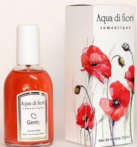 Новые духи парфюм