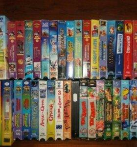 Продам видео-кассеты (лицензионые)