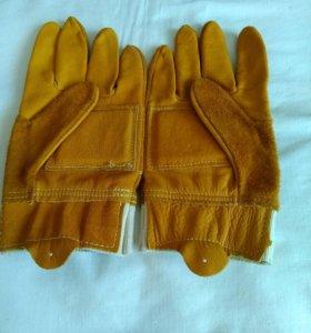 Перчатки противовибрационные