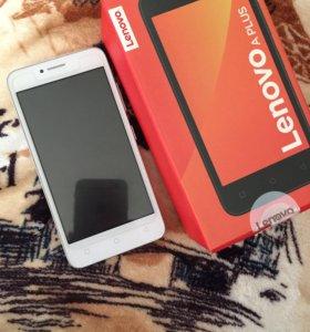 Телефон Lenovo a plus