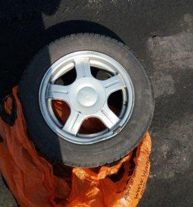 колеса в сборе ваз R14