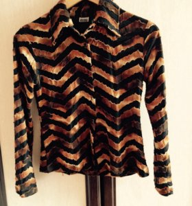 Блуза 42-44 блузка рубашка батник