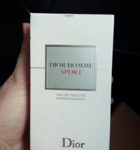 Духи Dior мужские