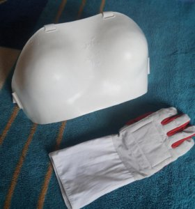 Защита+перчатка
