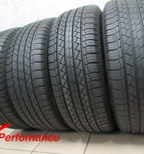245 60 18 Летние бу шины r18 Michelin из Европы