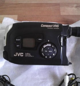 Комп/видеокамера JVC GR-AX638 E (18x), б/у, Япония
