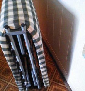 Раскладная кровать (раскладушка)