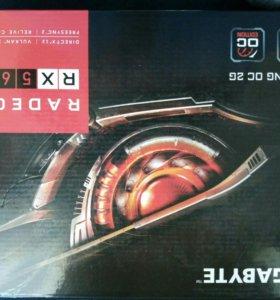 Видеокарта RX560 2GB.