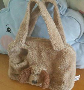 Плюшевая сумка AURORA
