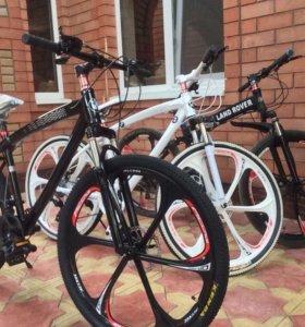 Велосипед БМВ X 2 (АРТ-865SGO)
