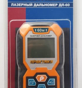 Лазерный дальномер дл-60
