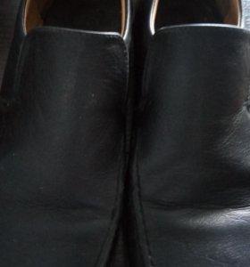 Ботинки мужские р.41
