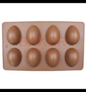 Формы для шоколадных яиц