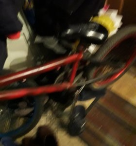 Велосипед bmx обменяю на игровые ппиставки
