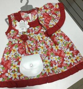 Платье 👗 для малышек