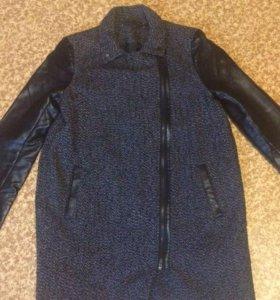 Пальто и жилетка