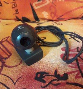Веб камера Logitech