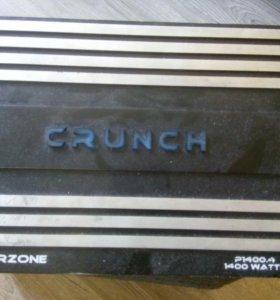 4-канальный усилитель Crunch P1400.4
