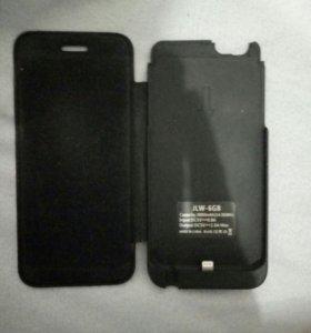 чехол аккумулятор айфон 6